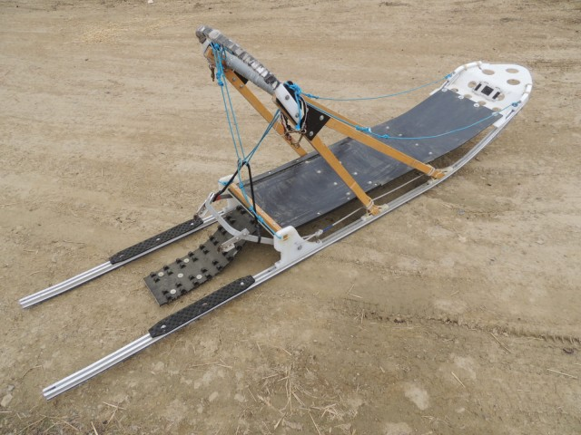 6' bed sled. Homemade Northwinds style. $950